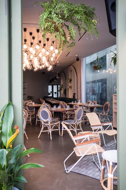 The Botanic Restaurant