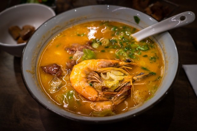 Le Shrimp Ramen