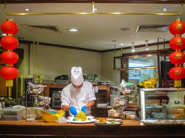 Restaurants for Lo Hei