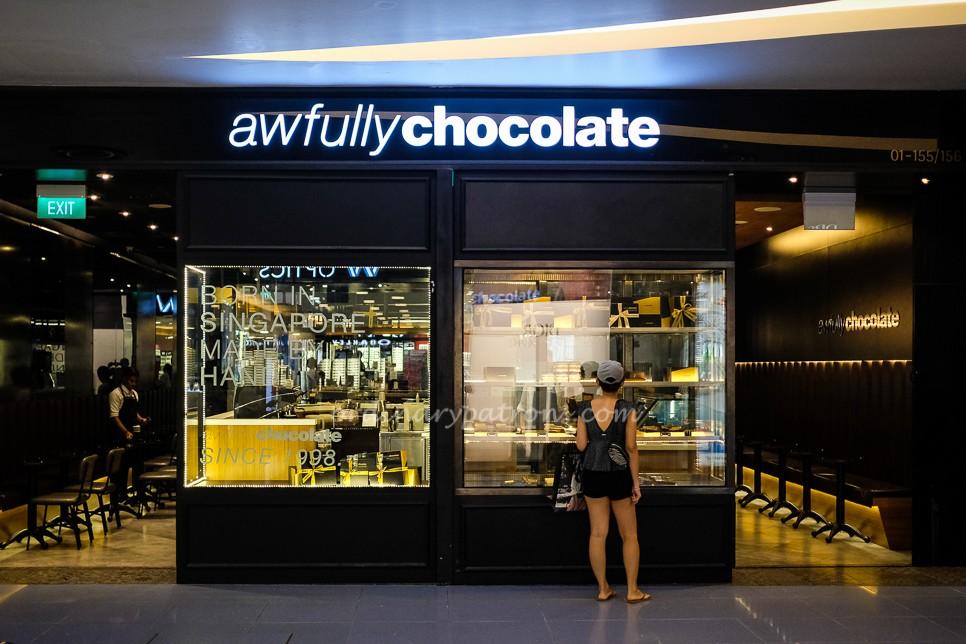 Awfully Chocolate VivoCity Cafe