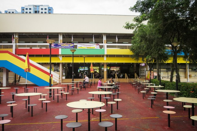 Food Stalls to try at Old Airport Road Food Centre