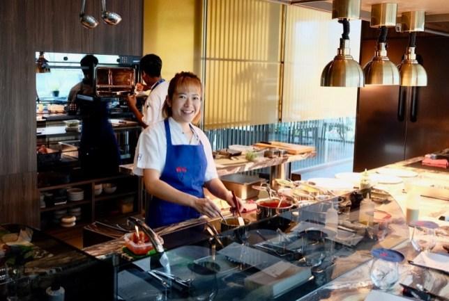 V Dining Restaurant Scotts Square