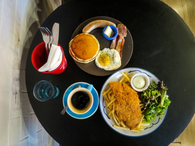 Brunch at Group Therapy Coffee Katong
