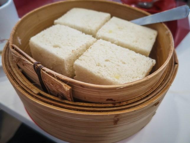 Ya Kun Steamed Bread