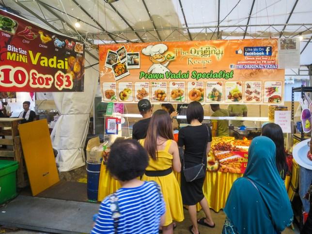 Geylang Serai Ramadan Bazaar Food