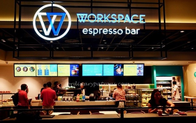 Workspace Espresso Bar Funan