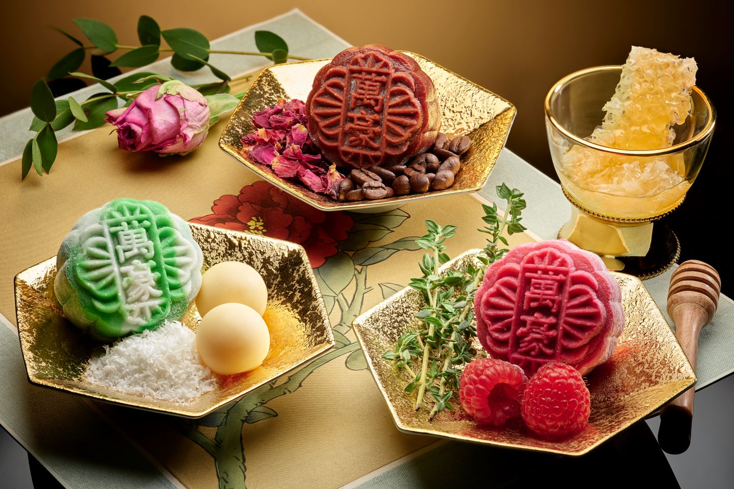 Mooncake Festival 2019 - wide selection of delectable