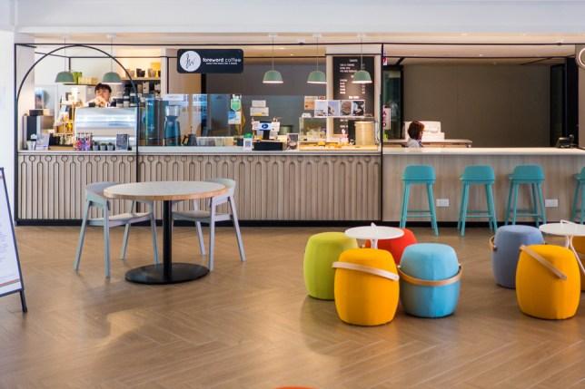 Foreword Coffee @Temasek Shophouse