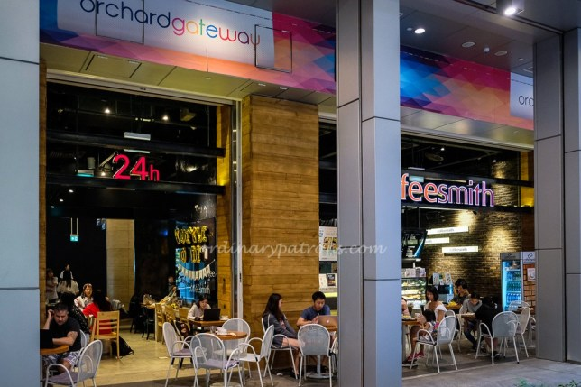 Coffeesmith Orchard Central