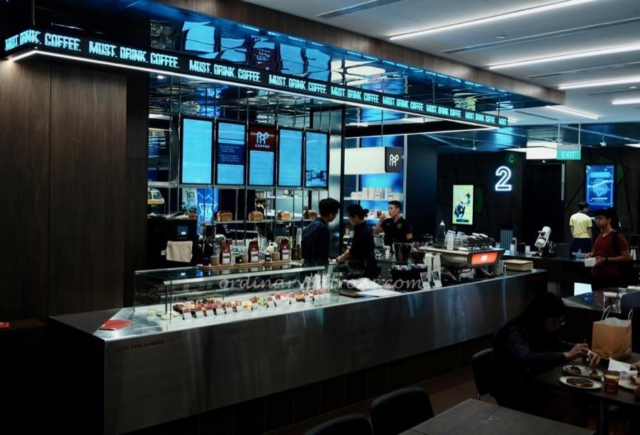 PPP Coffee Funan Mall
