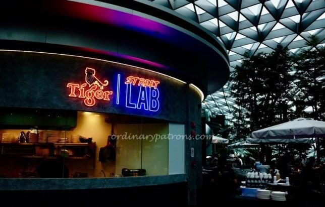 Tiger Street Lab Jewel Keng Eng Kee (KEK) Seafood Changi Airport
