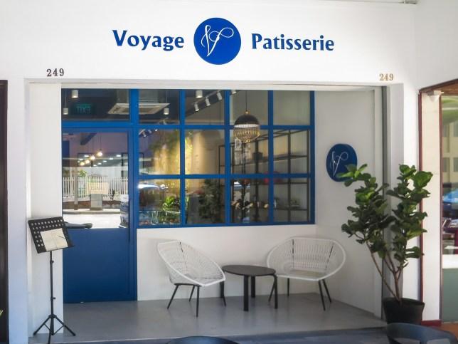 Voyage Patisserie