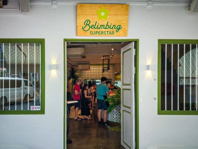 Belimbing Superstar, a new restaurant for Peranakan food