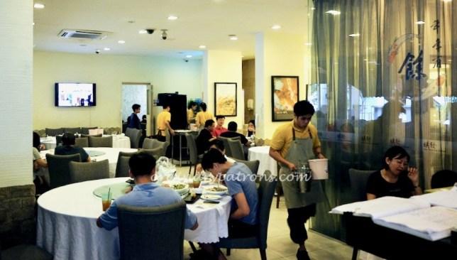 Chin Huat Live Seafood 镇发活海鲜 Restaurant