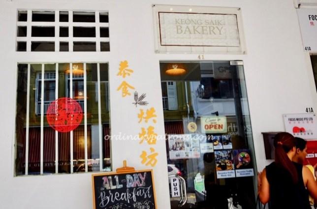 Keong Saik Bakery