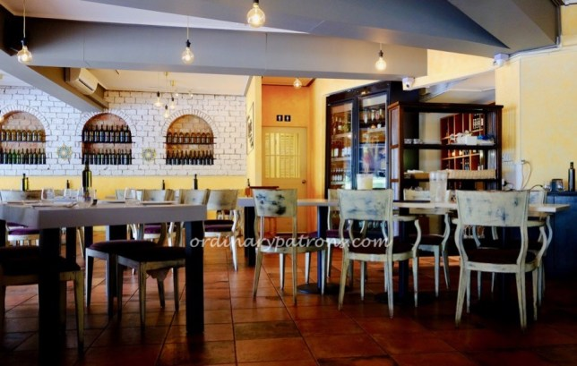 Roots Mediterranean new restaurant at Greenwood, Watten Estate (Bukit Timah)