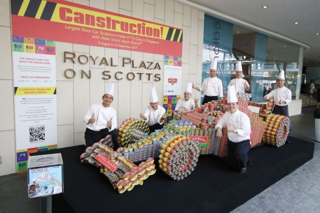 F1 Weekend Specials @ Royal Plaza on Scotts