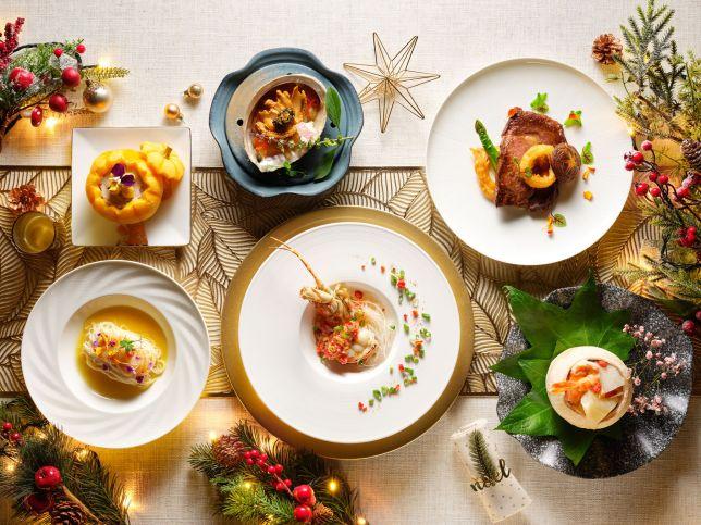 Hai Tien Lo Restaurant Christmas 2019