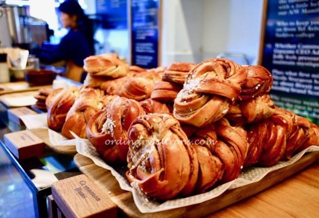 Monocle Cafe Marylebone, London