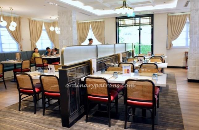 The Restaurant @ Mandalay Guild House, NUSS