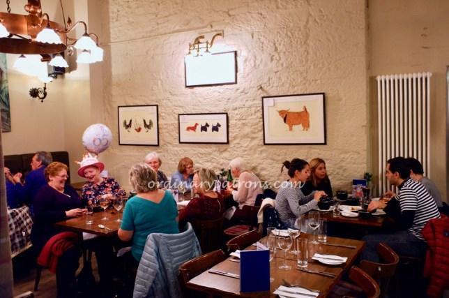 Where to eat haggis in Edinburgh