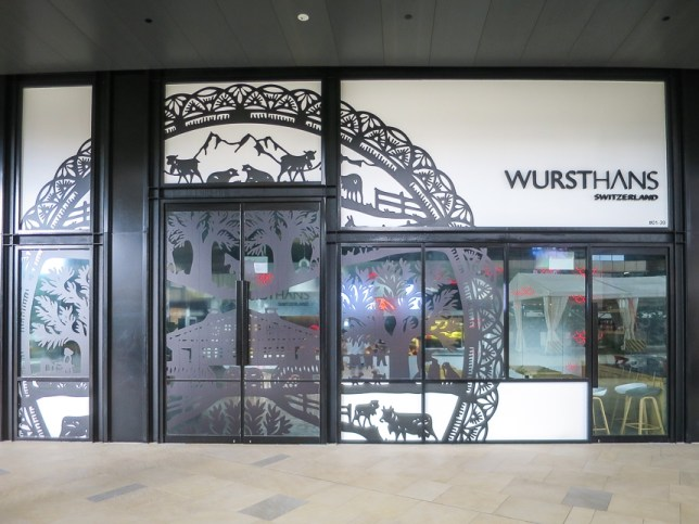 Wursthans Switzerland (Paya Lebar Quarter)