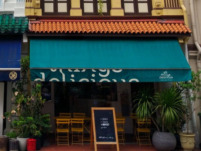 All Things Delicious in Arab Street