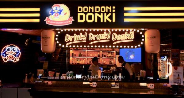 Don Don Donki The Central Bar