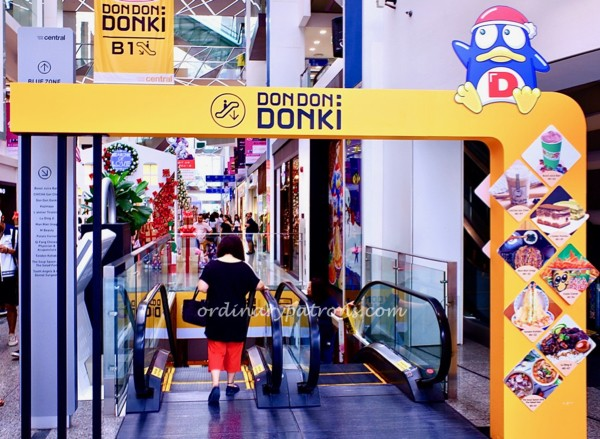 Don Don Donki The Central