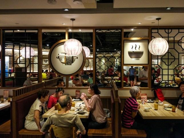 MANLE Teochew Porridge Buffet - City Square Mall