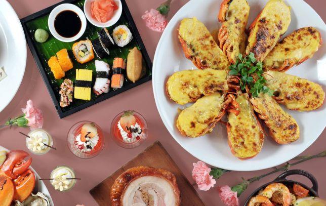 Marriott Cafe - Valentine's Day Dinner Buffet