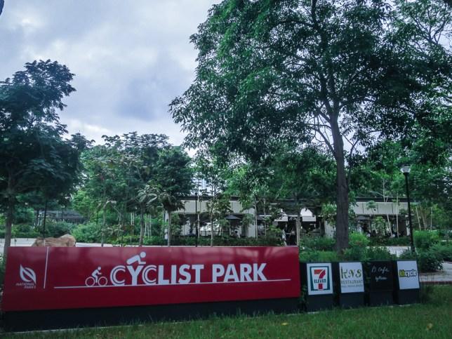 Cyclist Park, East Coast Park
