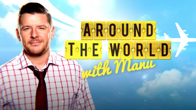 Around The World With Manu Feildel