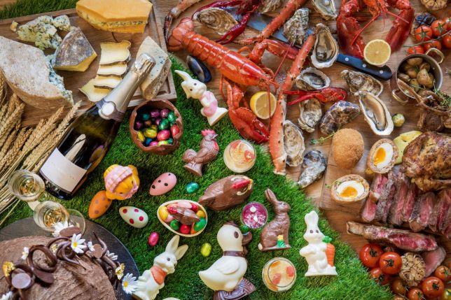 Hilton Easter 2020 Egg-stravagant Sunday Brunch