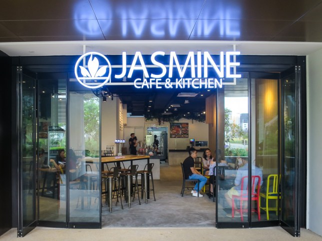 Jasmine Cafe & Kitchen