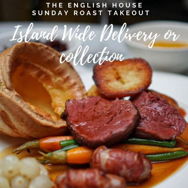Sunday Roast by The English House