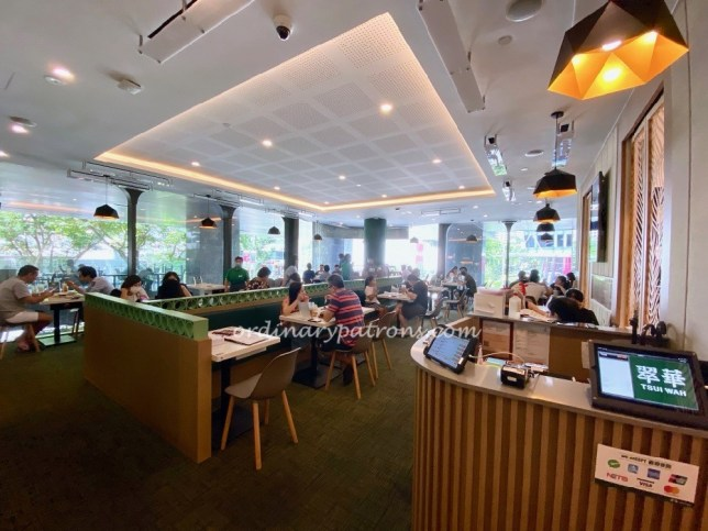 Tsui Wah; New Affordable Cafes at Orchard Road