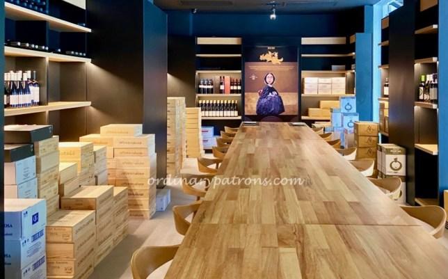 New Portuguese Restaurant in Singapore - Tuga Dempsey