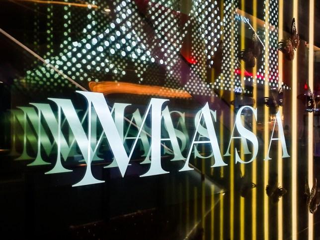 MASA by Black Society (黑社会)