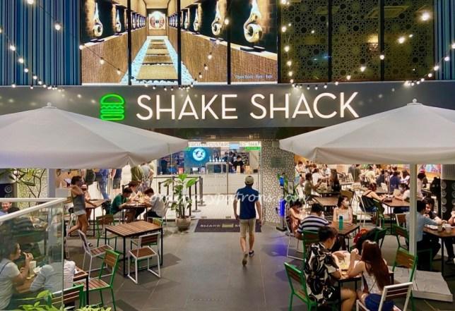 Shake Shack Orchard
