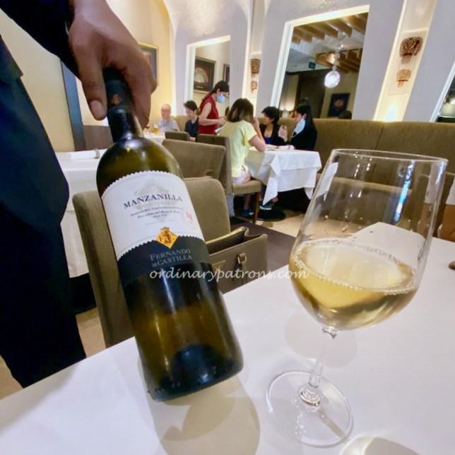 Binomio Spanish Restaurant Sherry