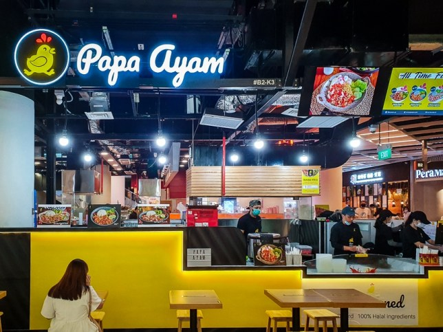 Papa Ayam - New Ayam Geprek Restaurant in PLQ
