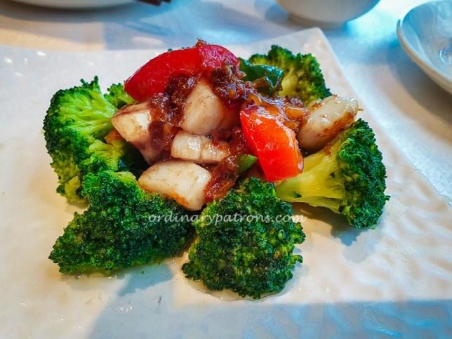 TungLok Seafood buffet