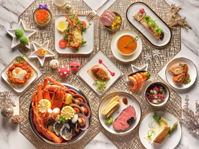 Sheraton Towers Singapore Festive Feasts