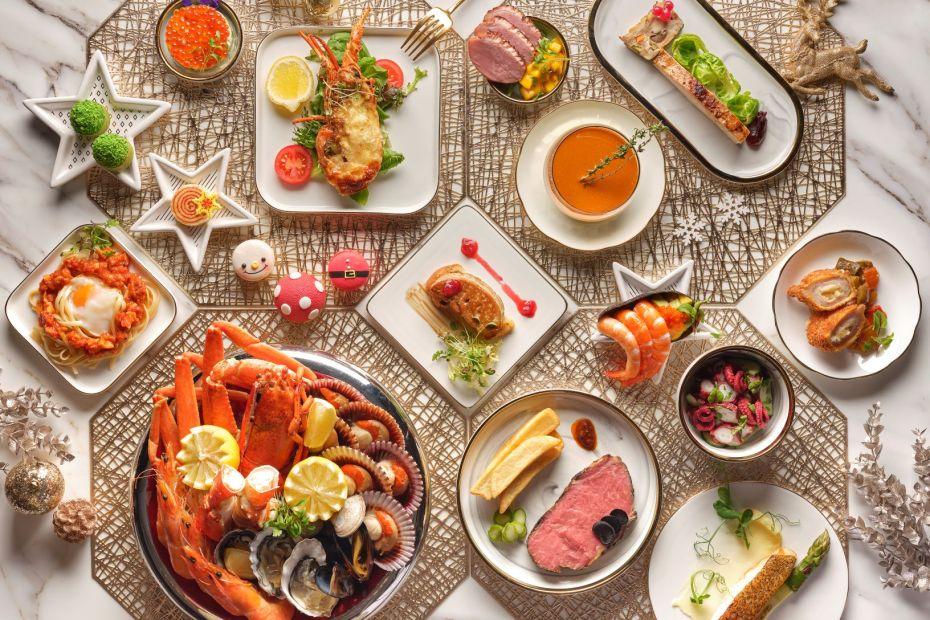 Sheraton Towers Singapore Festive Feasts