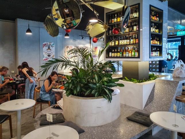 Beer Basket Kitchen & Bar East Coast