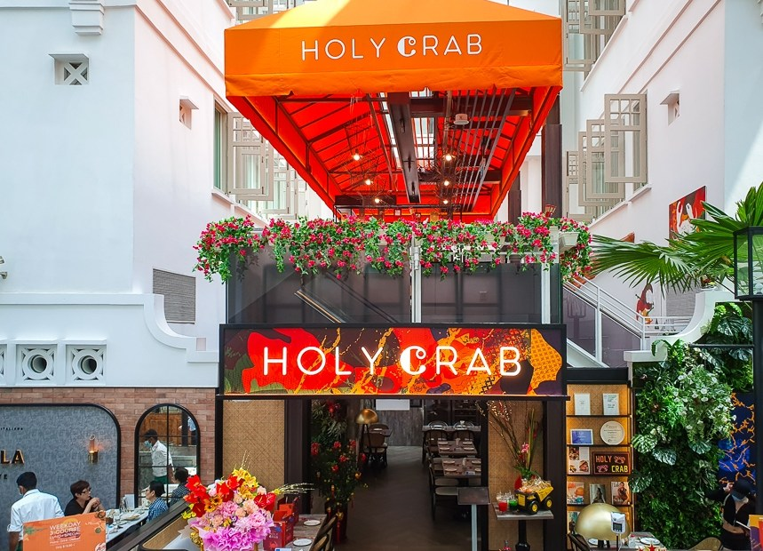 Holy Crab at The Capitol