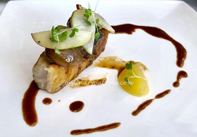 Tablescape Restaurant Set Lunch Review