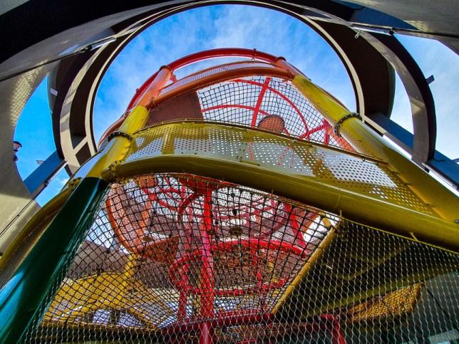 Vertical Challenge at Coastal PlayGrove