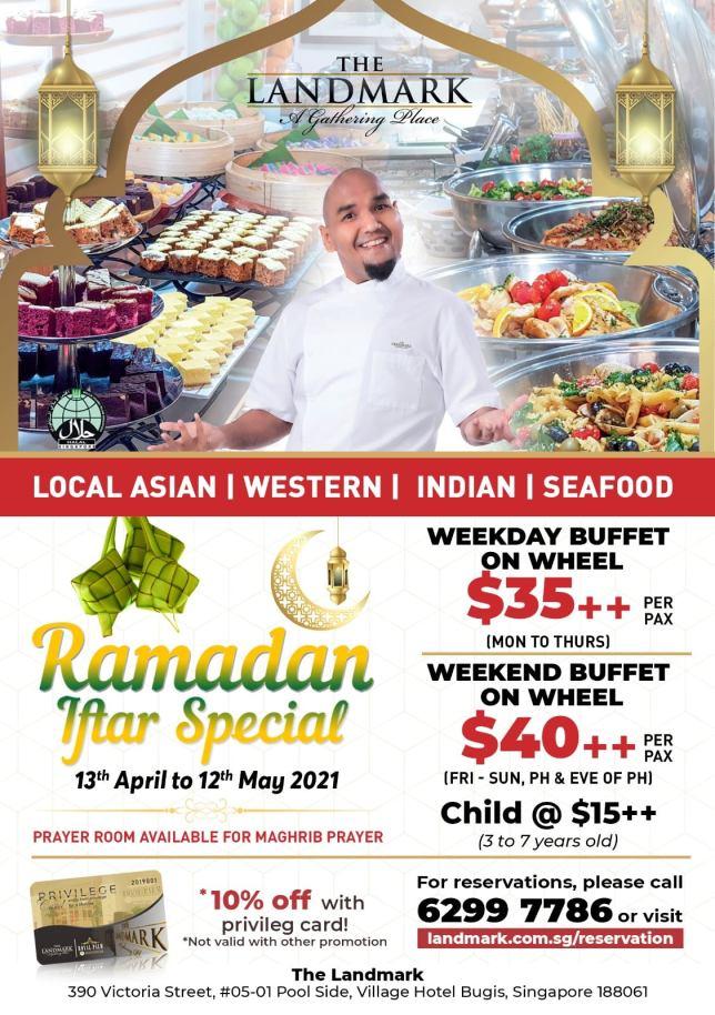 The Landmark's Ramadan Iftar Special